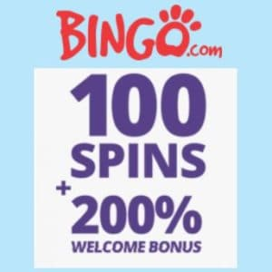 Bingo Casino | 100 free spins and 200% welcome bonus | free bets!