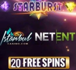 Istantbul Casino free spins