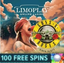 LimoPlay free spins