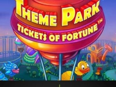 Theme Park Tickets of Fortune free spins