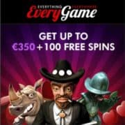 EveryGame Casino free spins