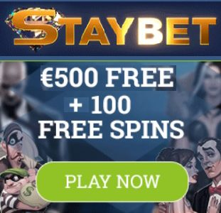 StayBet Casino free spins