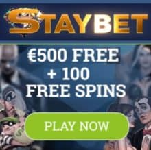 Staybet Casino Review: CLOSED!
