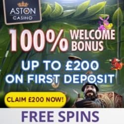 Aston Casino Review: 1/10. Closed!