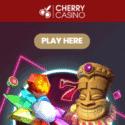 Cherry Casino 200 free spins bonus for new players