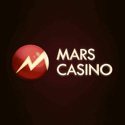 Mars Casino [register & login] 50 free spins and 2 BTC bonus