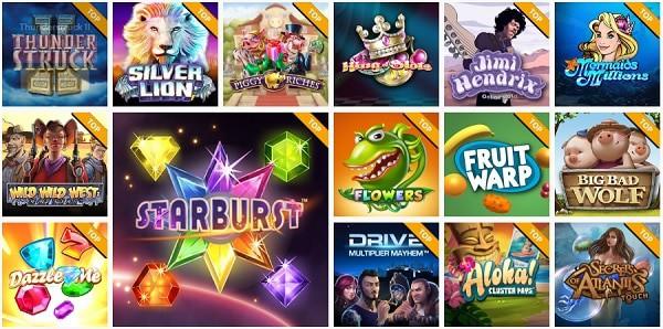 SpinLand online casino free games