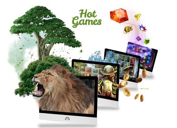 Casimba Online Casino Games