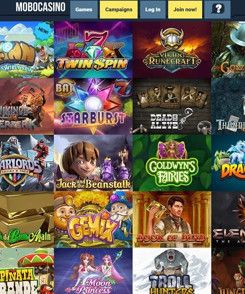 Mobo Casino Review