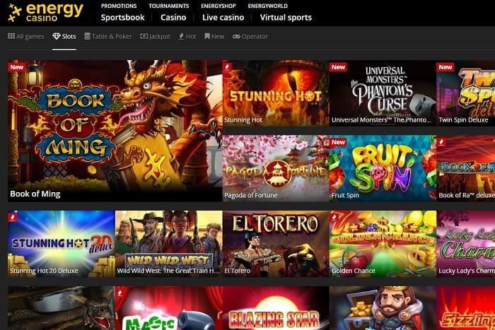 energycasino.com free spins bonus