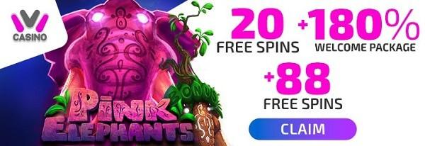 20 free spins NDB