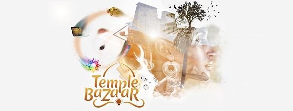 Temple Nile Bazaar