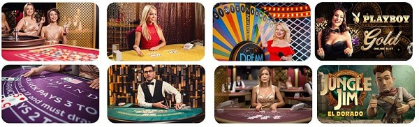 Spin Live Casino