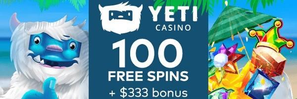 100 free spins on Joker Pro