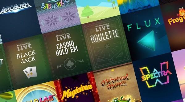 Casumo Slots, Jackpots, Live Dealer
