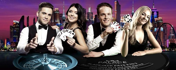 Jackpot City Casino Live Dealer and Mobile Games