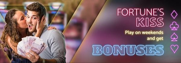 Welcome Offer: free spins + cash bonus