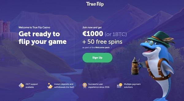 Get 150% bonus and 50 free spins after your 1st deposit