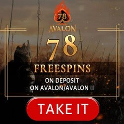 How to get 78 free spins and 200€ bonus to online slots?