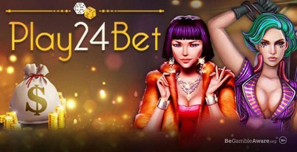 Play24Bet.com free spins bonus