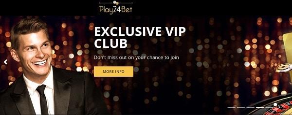 Exclusive VIP Club