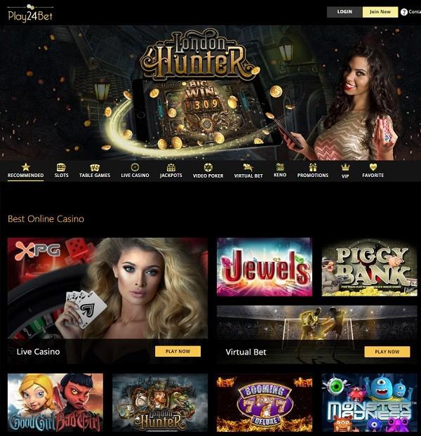 Play24Bet Casino review, free spins, no deposit bonus!