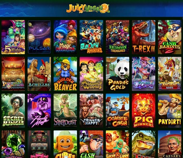 Exclusive Vegas Slots Online!
