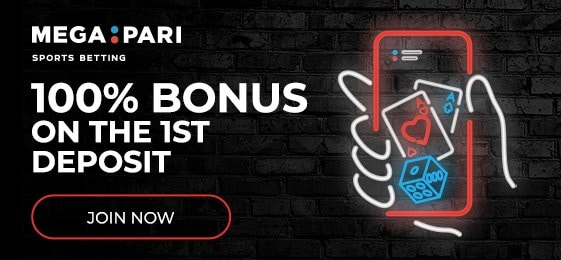 100% Welcome Bonus and Free Spins on Slots