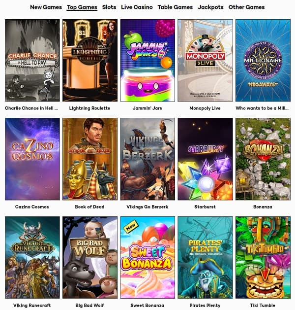 High Roller Casino Review and Bonuses