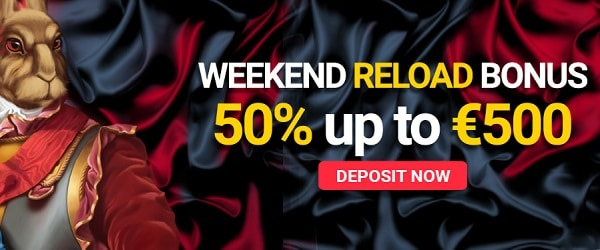 Reload Bonus and Promotions