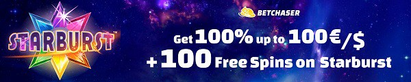Get 100 Netent Free Spins Now!