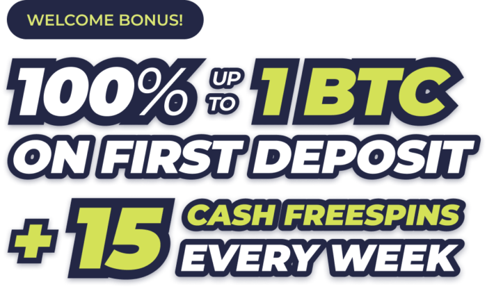 Welcome Bonus!