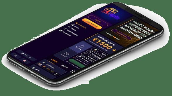 JV Spin Mobile Casino