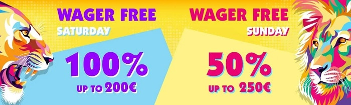 Wager-Free Promos