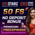 888starz Casino 50 gratis spins + €1500 bonus + 150 free spins