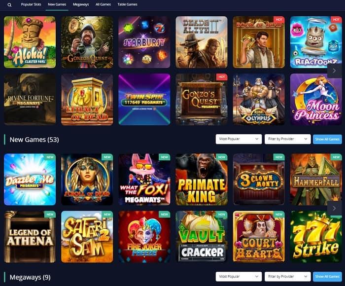 Rush Casino free bonus