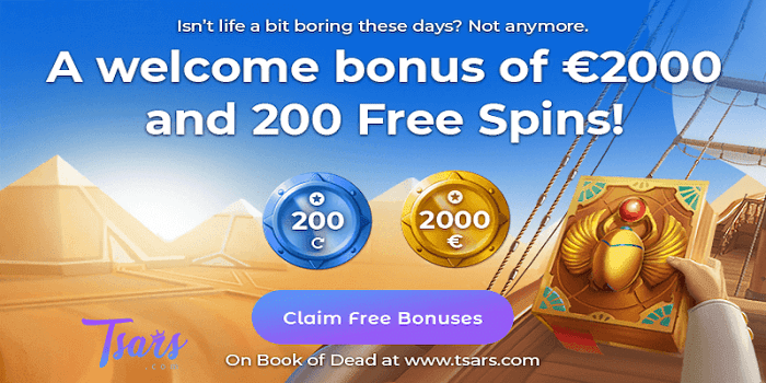 Tsars Bonus