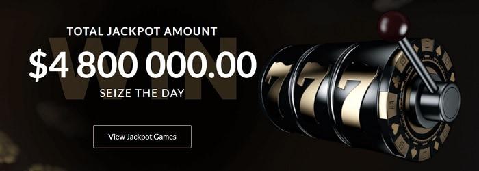 million jackpot prizes